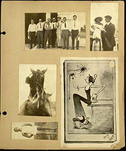 Przykład scrapbookingu w wydaniu Fay King 2