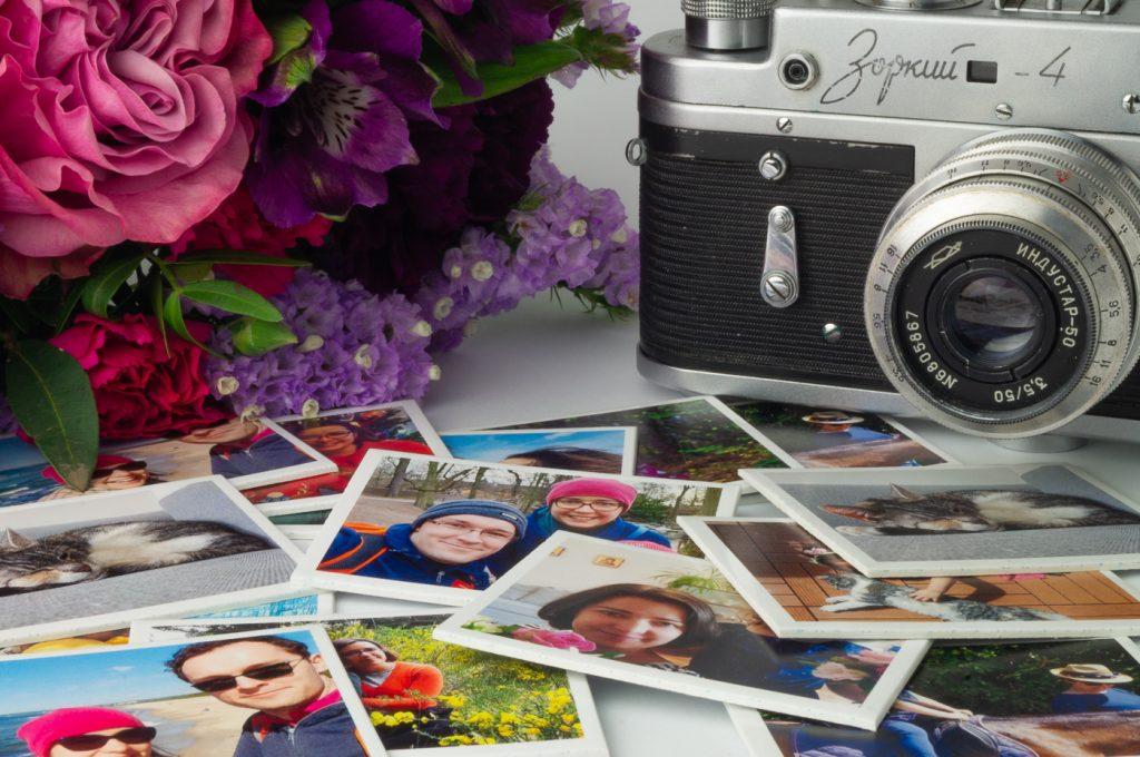 Fotomemory wykonane z rodzinnych zdjęć